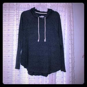 Mossimo Hooded pull over